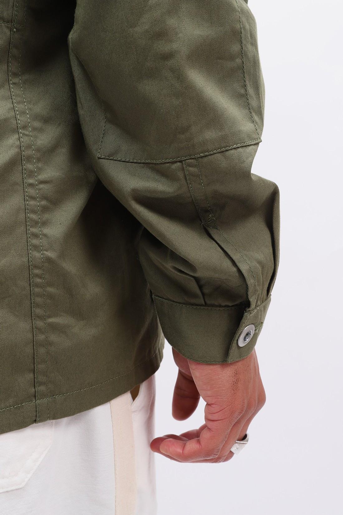 UNIVERSAL WORKS / Mw fatigue jacket fine twill Olive