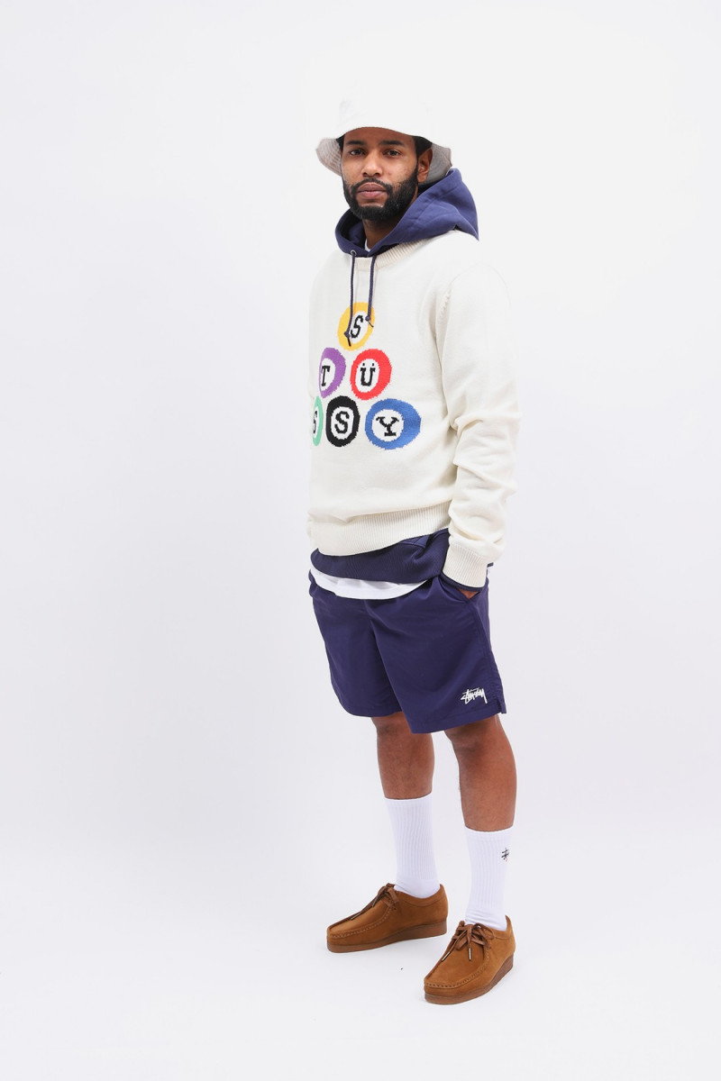 Stussy billard sweater Natural