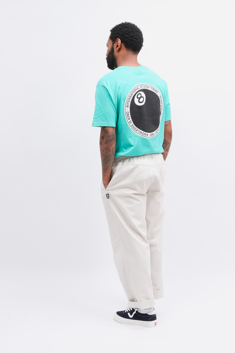 8 ball dot tee Green