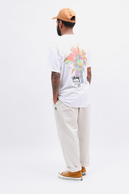 Design group 21 tee White