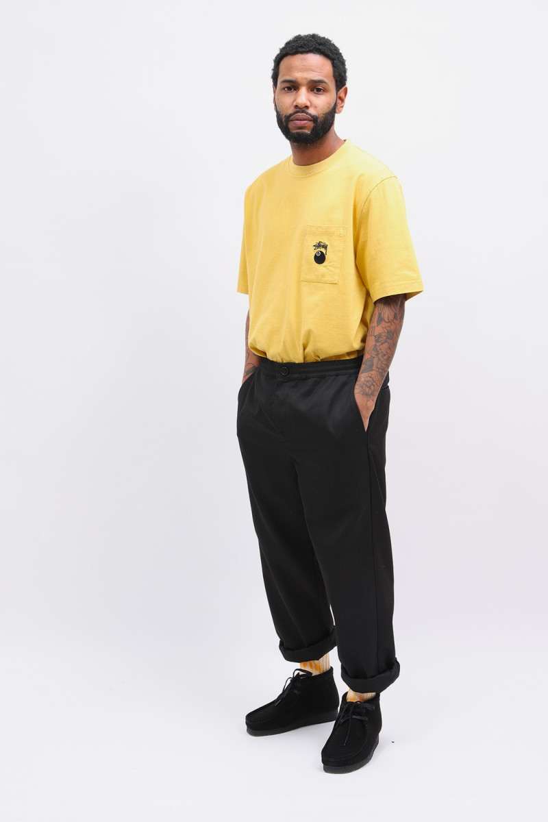 8 ball pocket crew Mustard