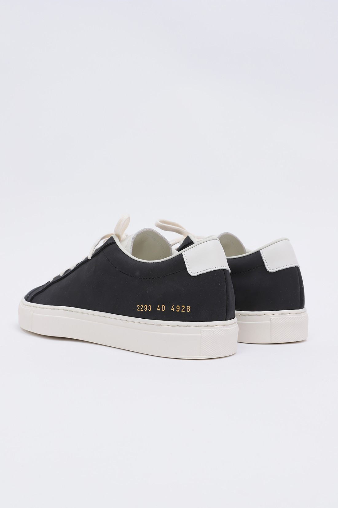 COMMON PROJECTS / Achilles low nubuck 2293 Navy
