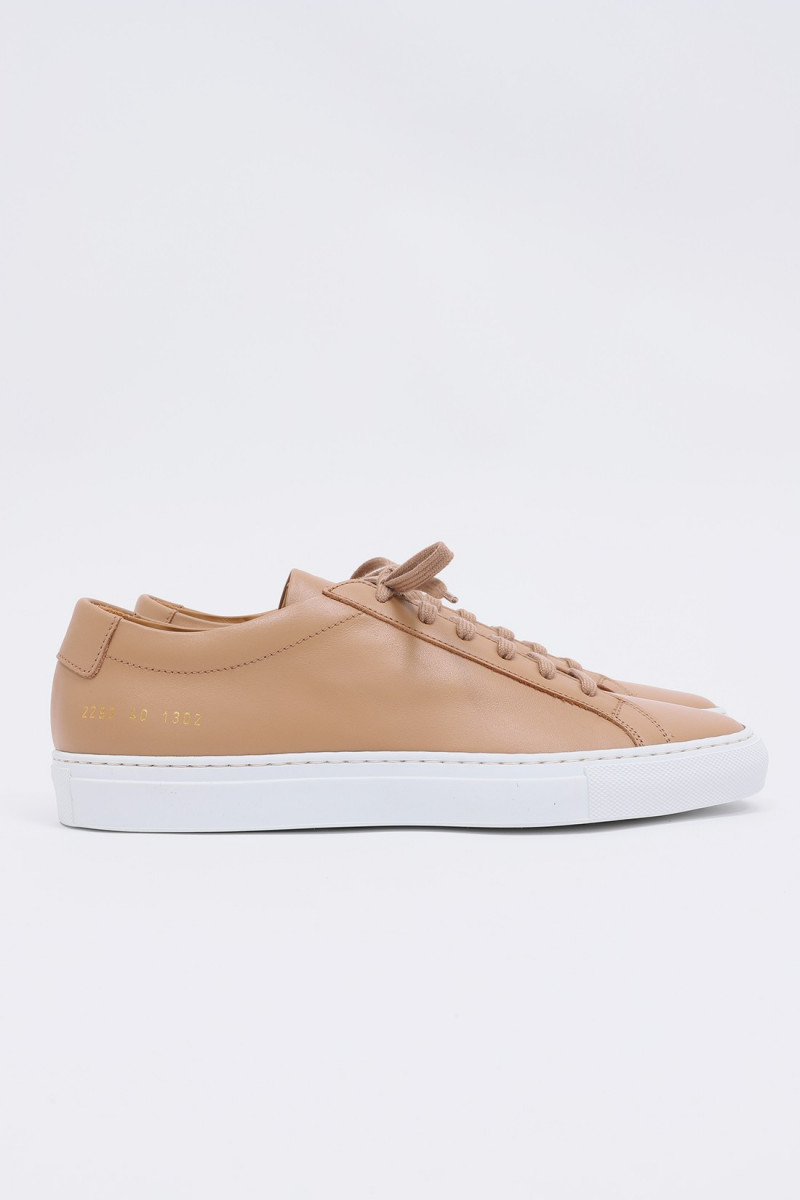 Achilles white sole 2292 Tan