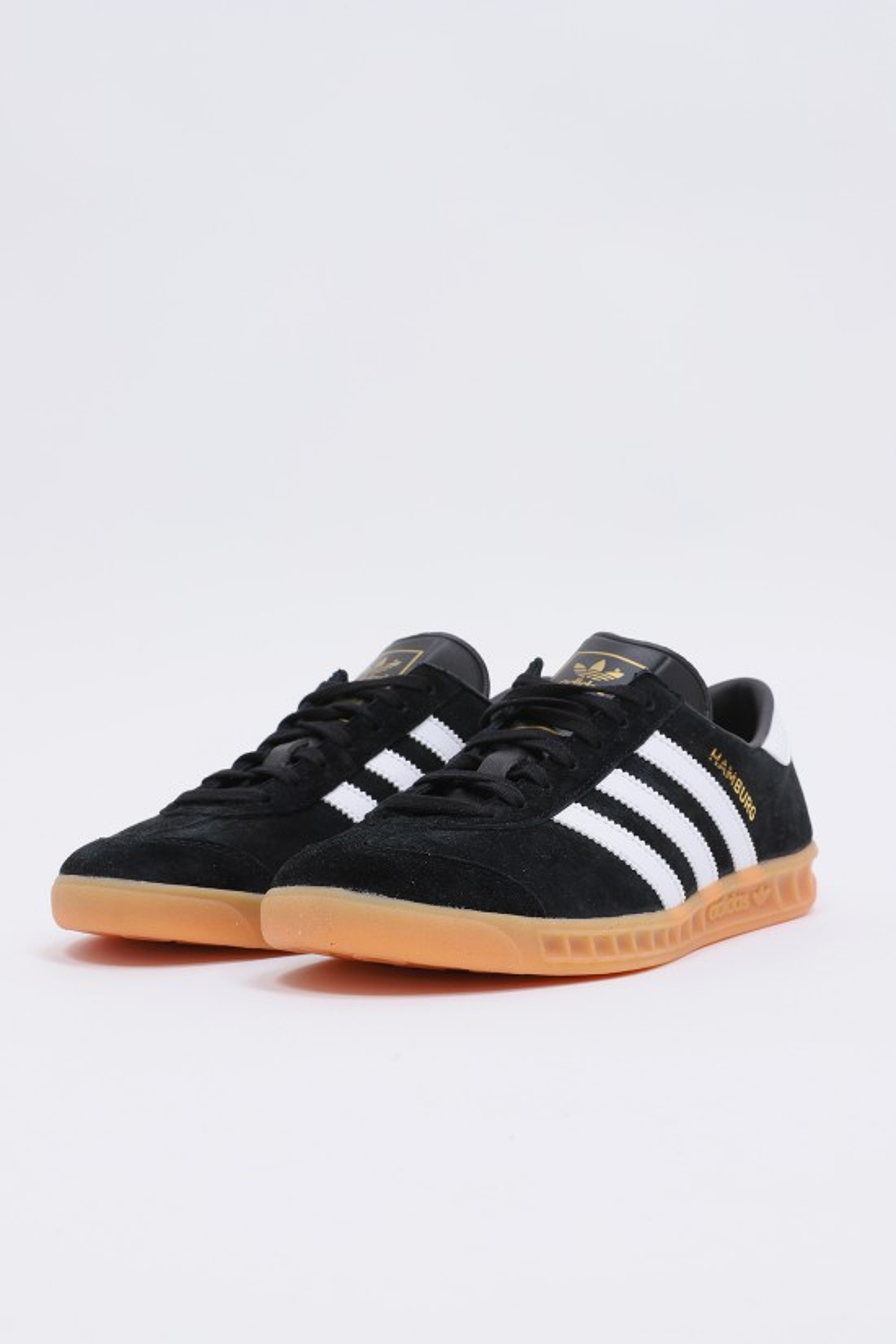 ADIDAS / Hamburg Core black / gum