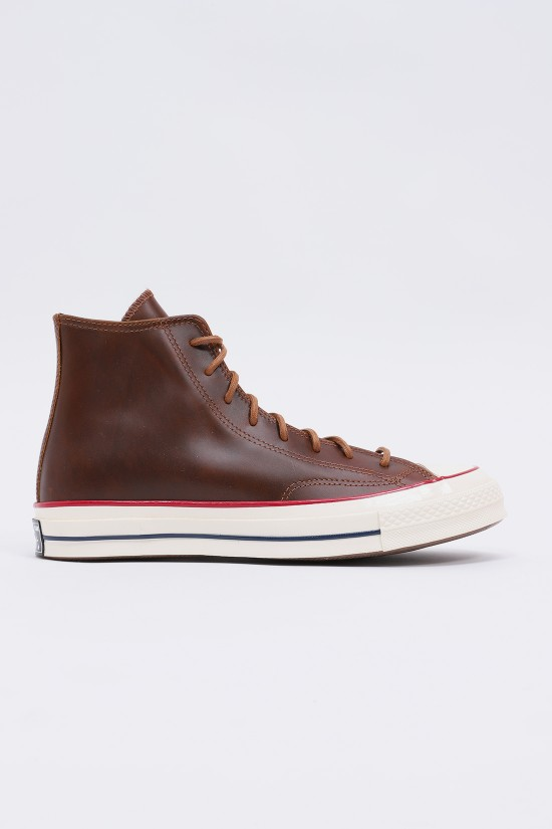 CONVERSE / Ctas 70's hi leather Clove brown