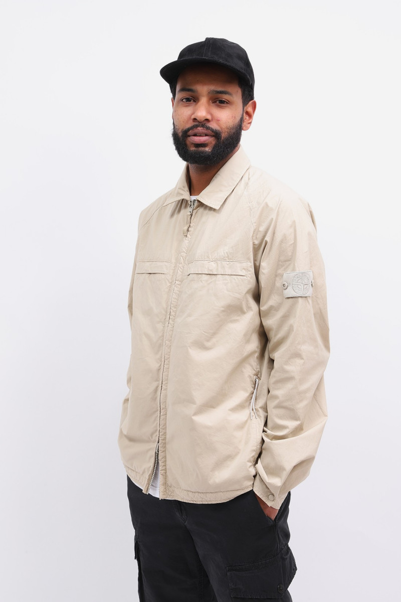 119f4 ghost reversible jacket V0090 beige