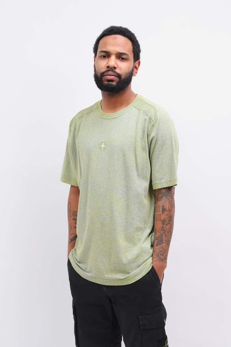 22993 dust t-shirt v1m31 Limone