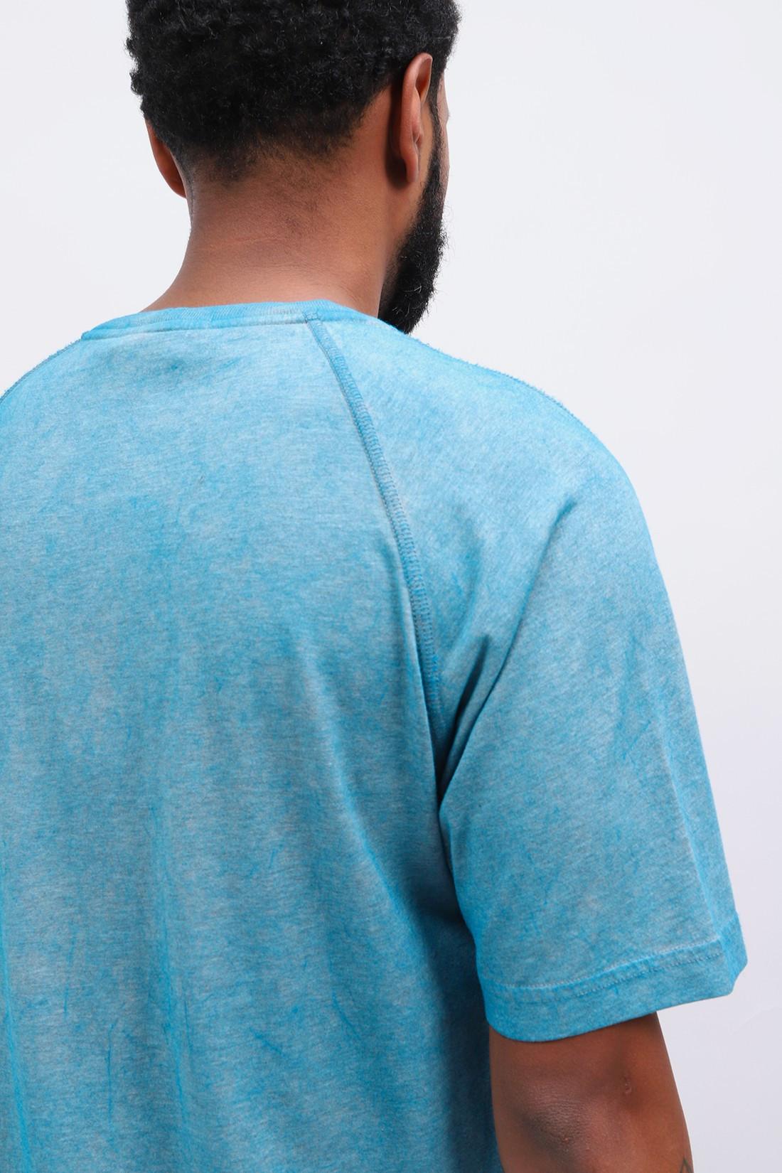 STONE ISLAND / 22993 dust t-shirt v1m42 Turchese
