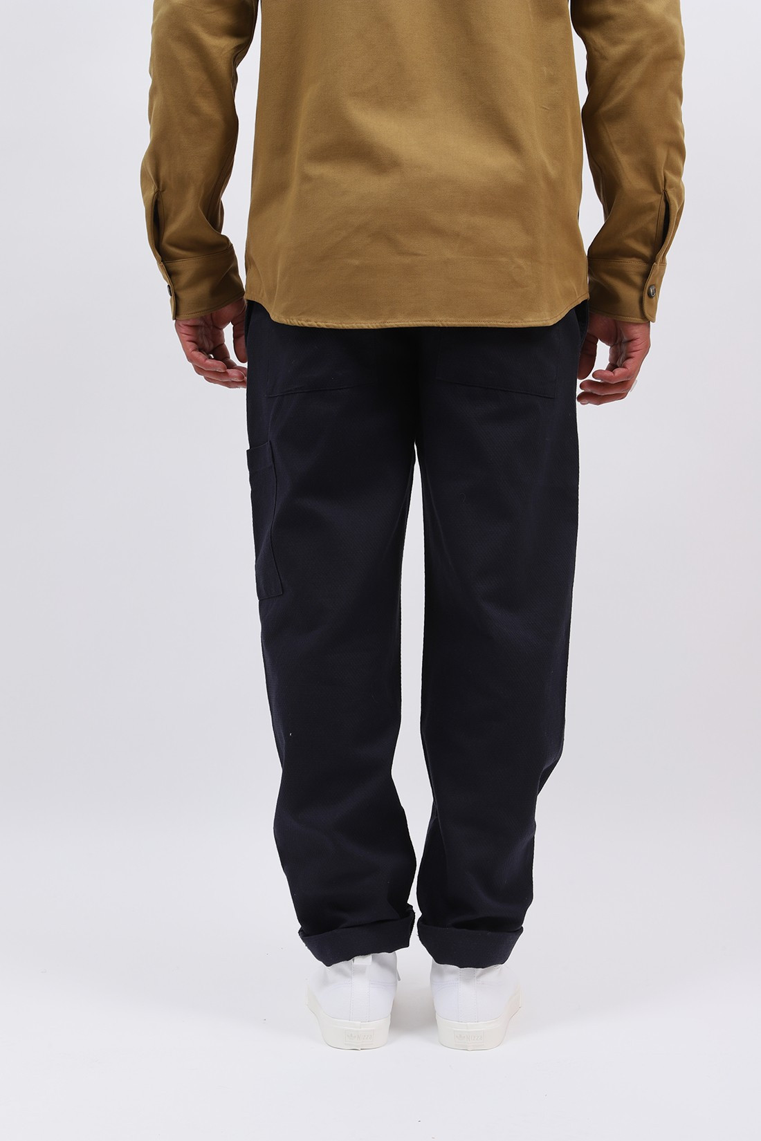 OLIVER SPENCER / Judo pant rushmore Navy