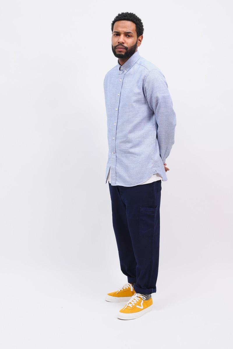 Brook shirt bookham Blue