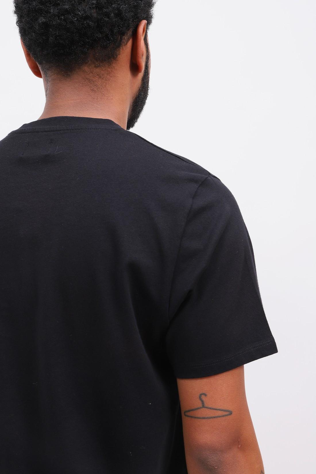 EDWIN / Japanese sun t-shirt Black