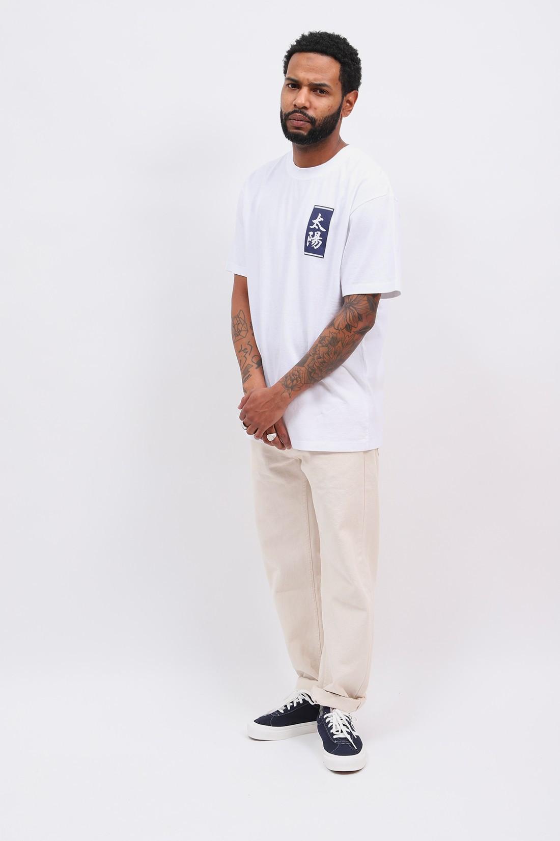 EDWIN / Tarot deck tee shirt White