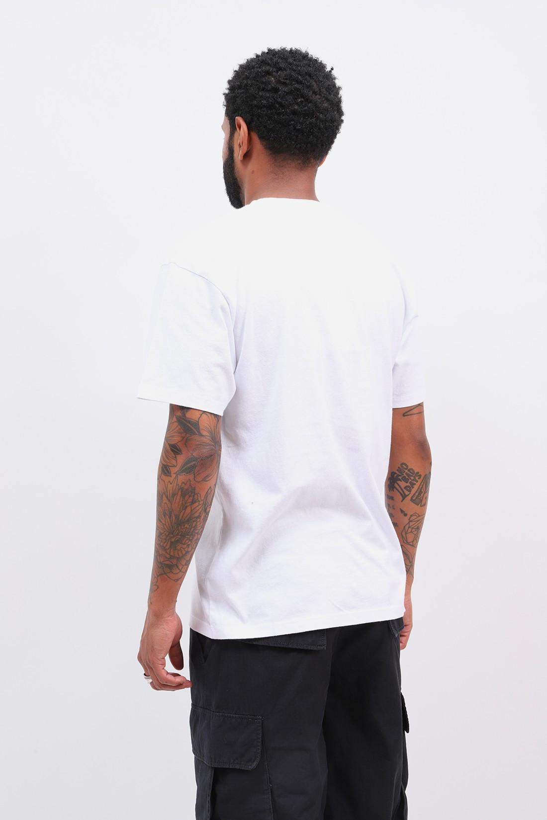 EDWIN / Sunset on mt fuji t-shirt White