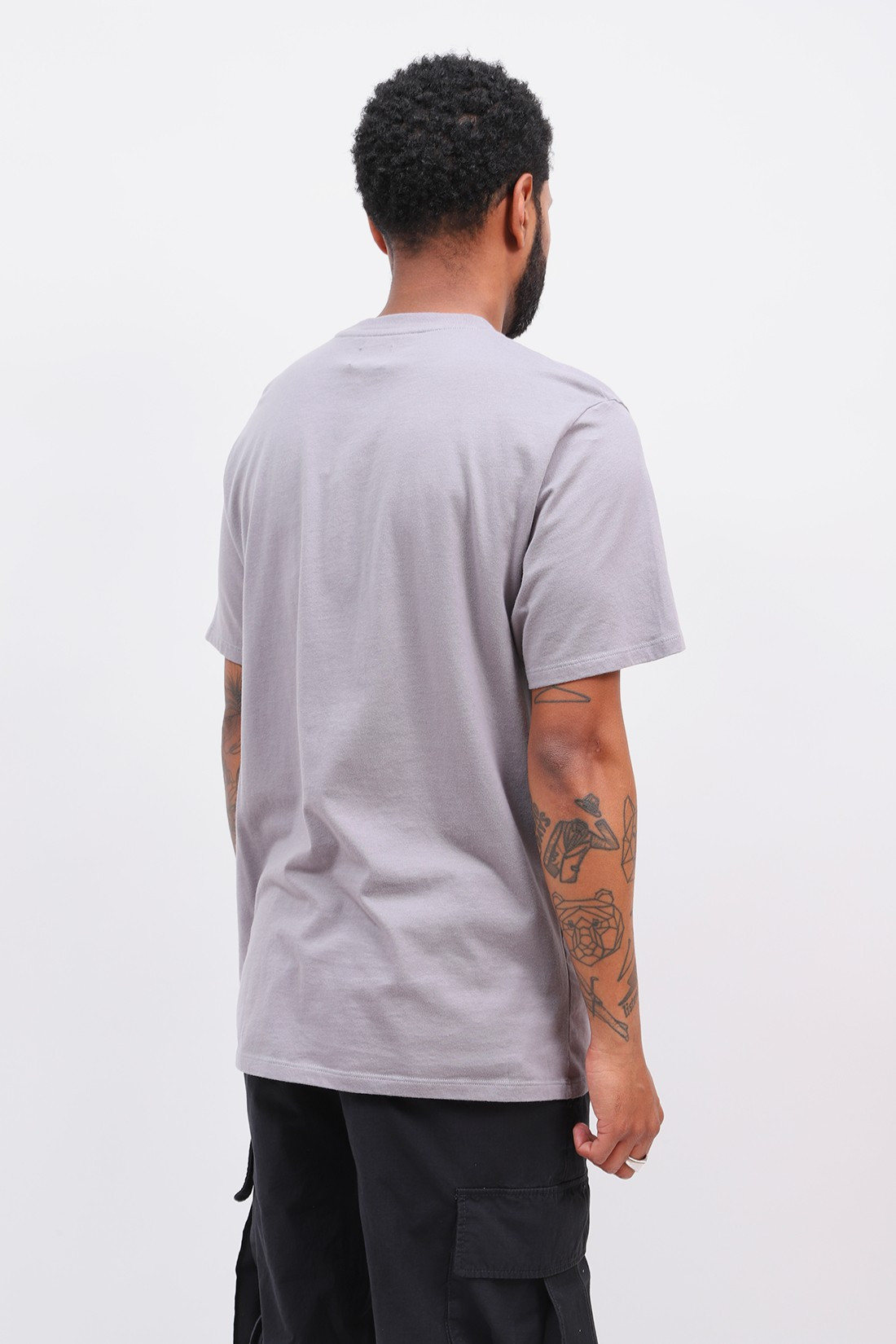 EDWIN / Japanese sun tee shirt Frost grey