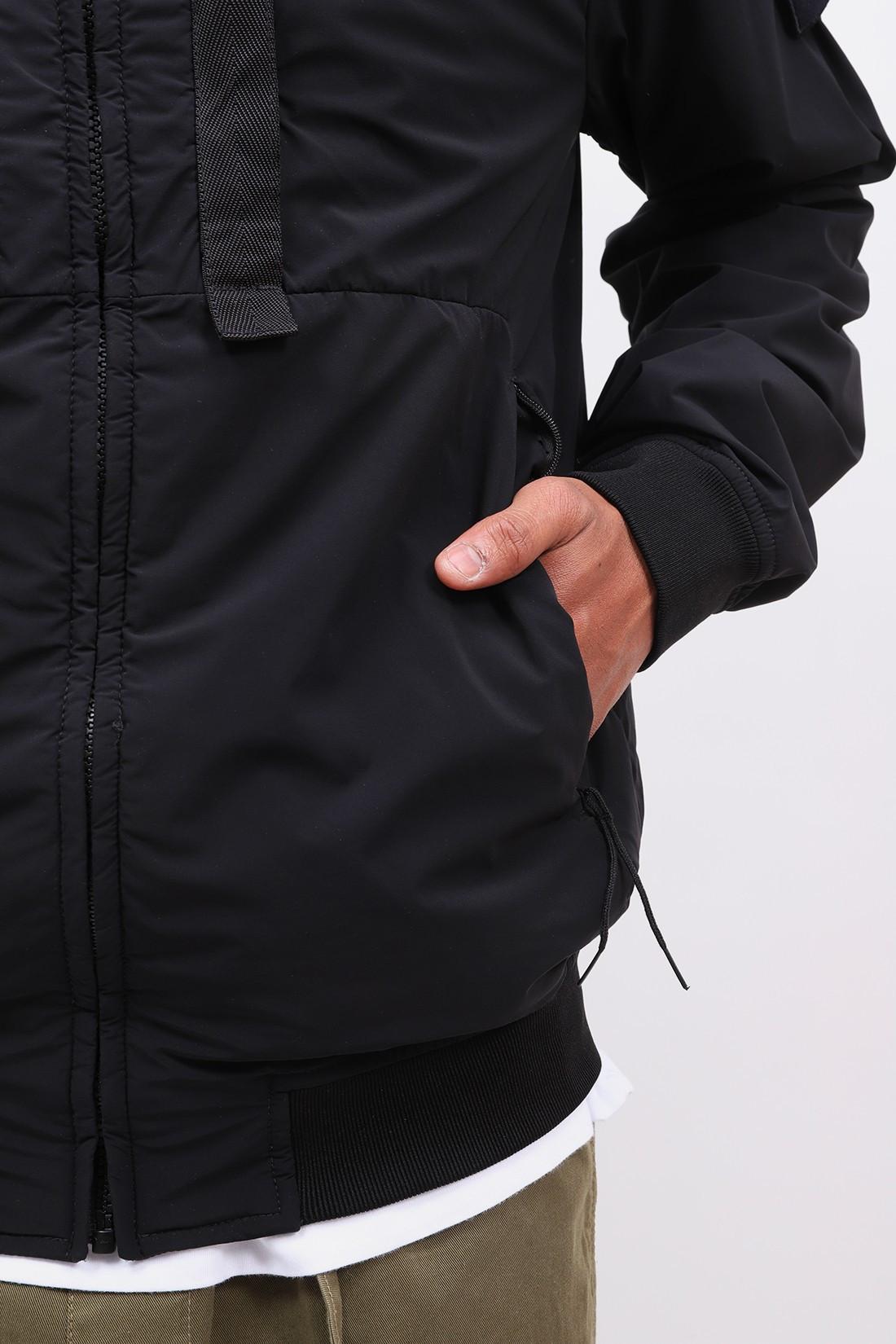 STONE ISLAND / 42631 nylon-tc jacket v0029 Nero