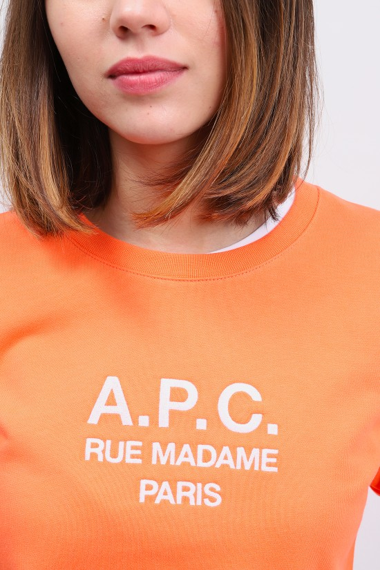 A.P.C. FOR WOMAN / Sweat tina Corail