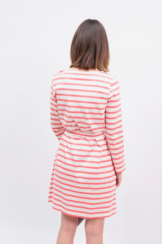 A.P.C. FOR WOMAN / Robe florence Pink
