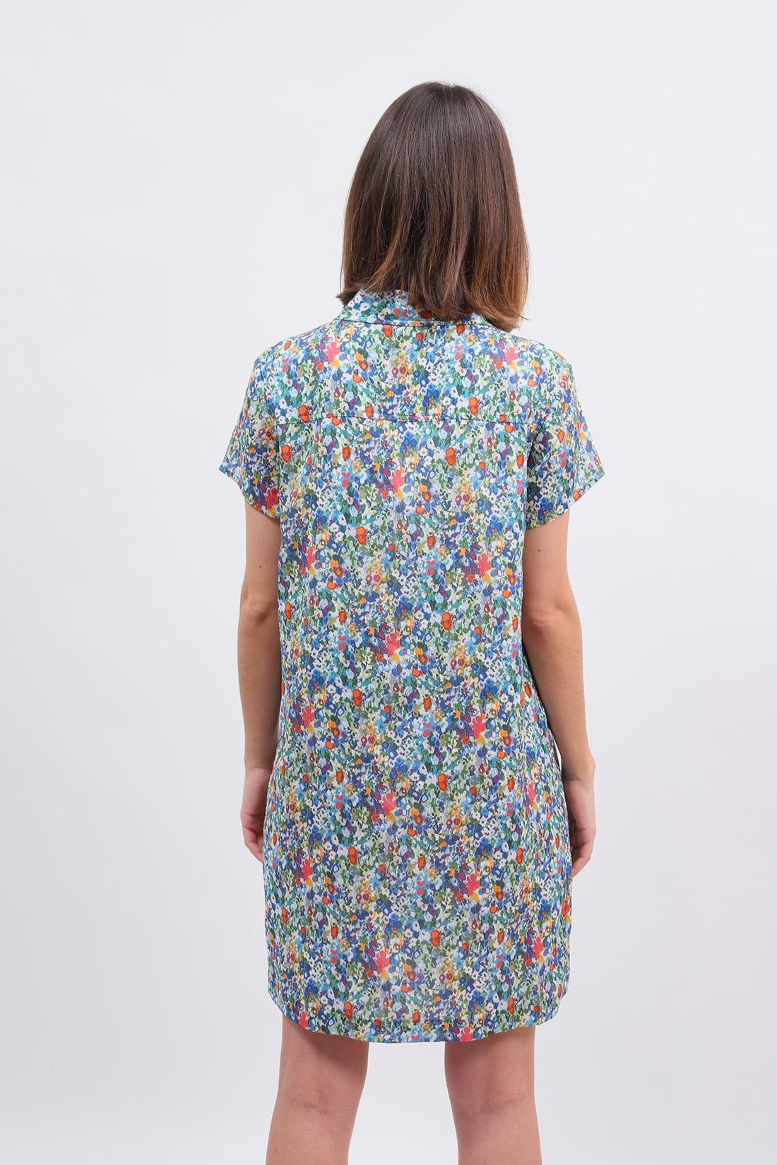 A.P.C. FOR WOMAN / Robe prudence Multicolore