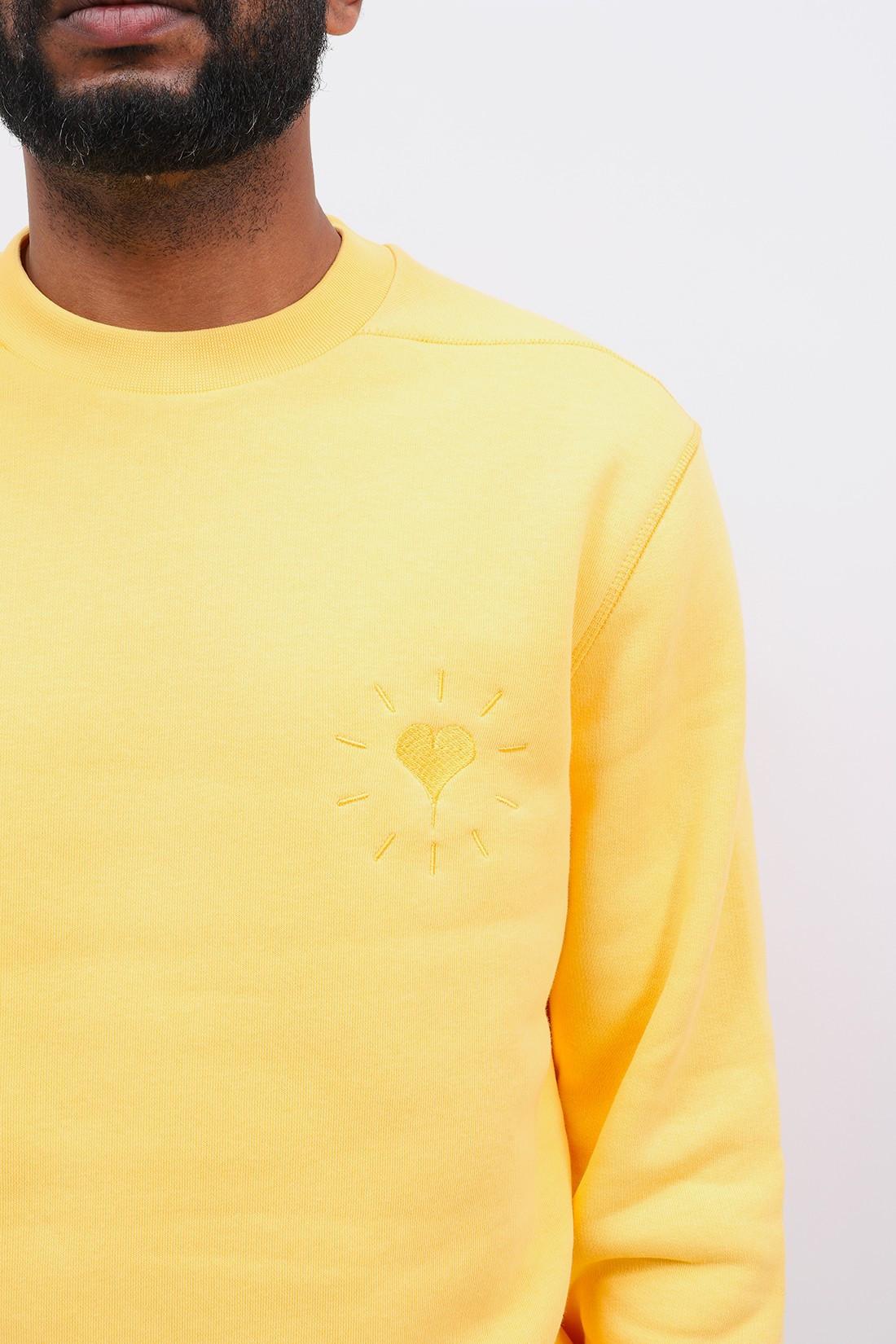 HOMECORE / Psili sweat Chick yellow