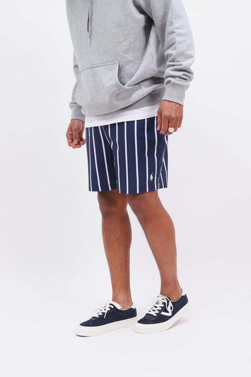Traveler swim short stripe Navy