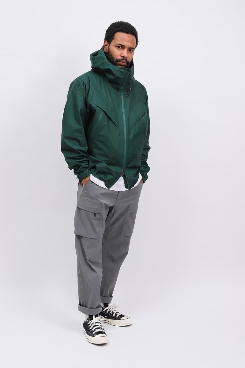 Gore-tex spur mountain jacket Cypress green