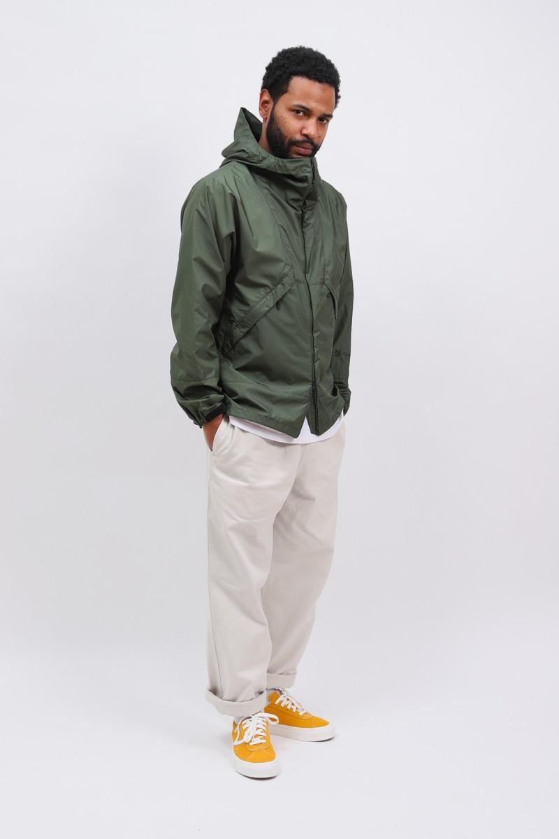 Element light jacket Khaki green