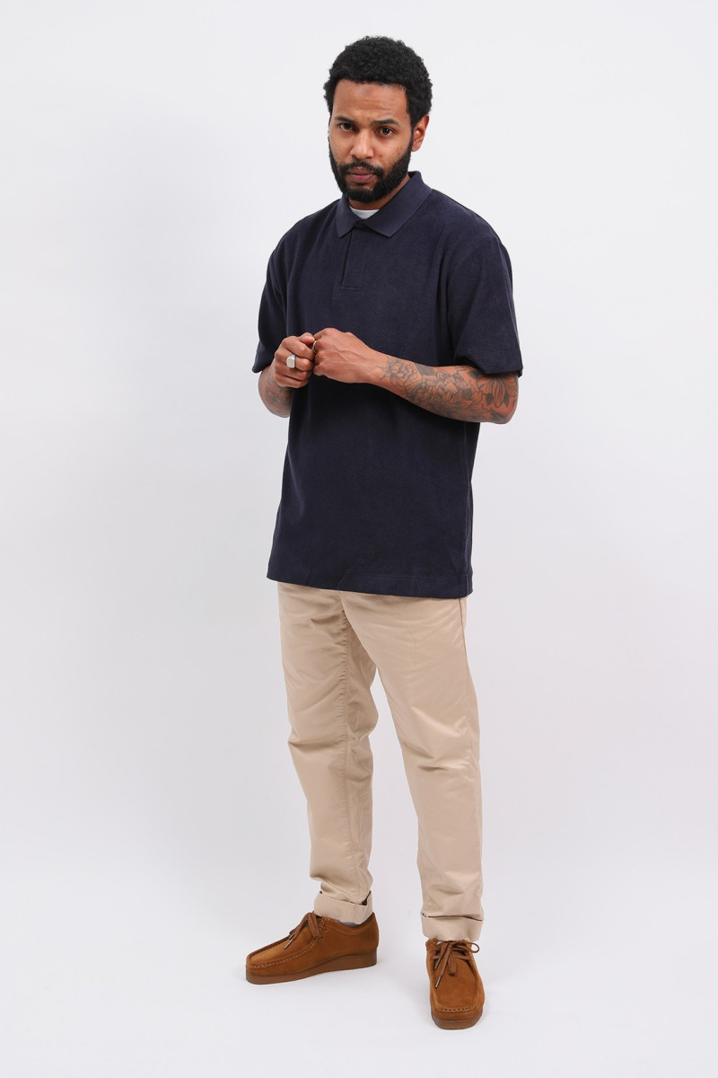 Ss terry polo Navy