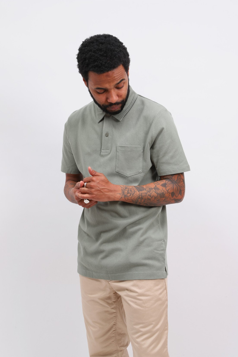 Ss riviera polo Light khaki