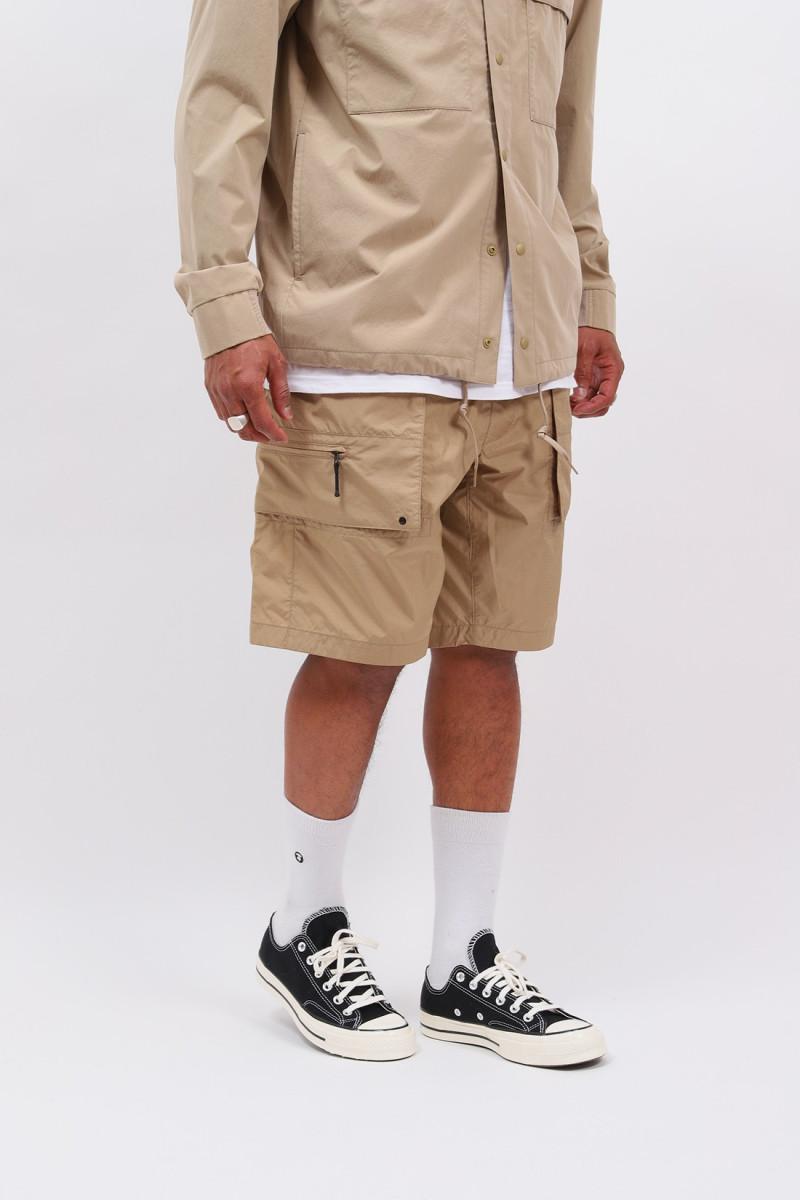 Element mount cargo shorts Clay beige