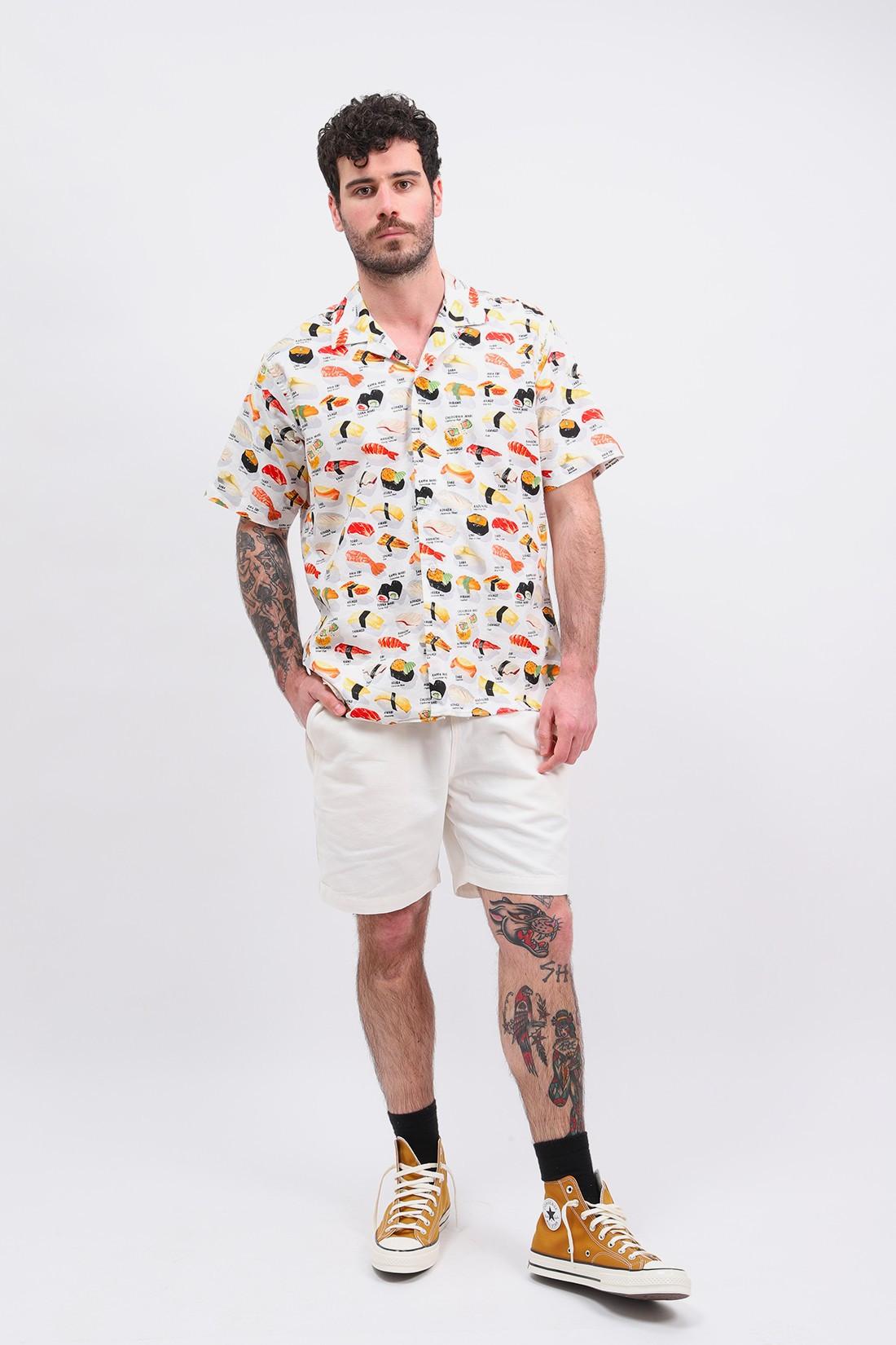 GITMAN / Camp shirt omakase Multi
