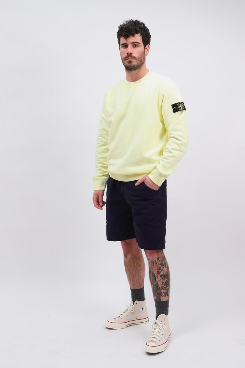 63051 crewneck sweater v0031 Limone