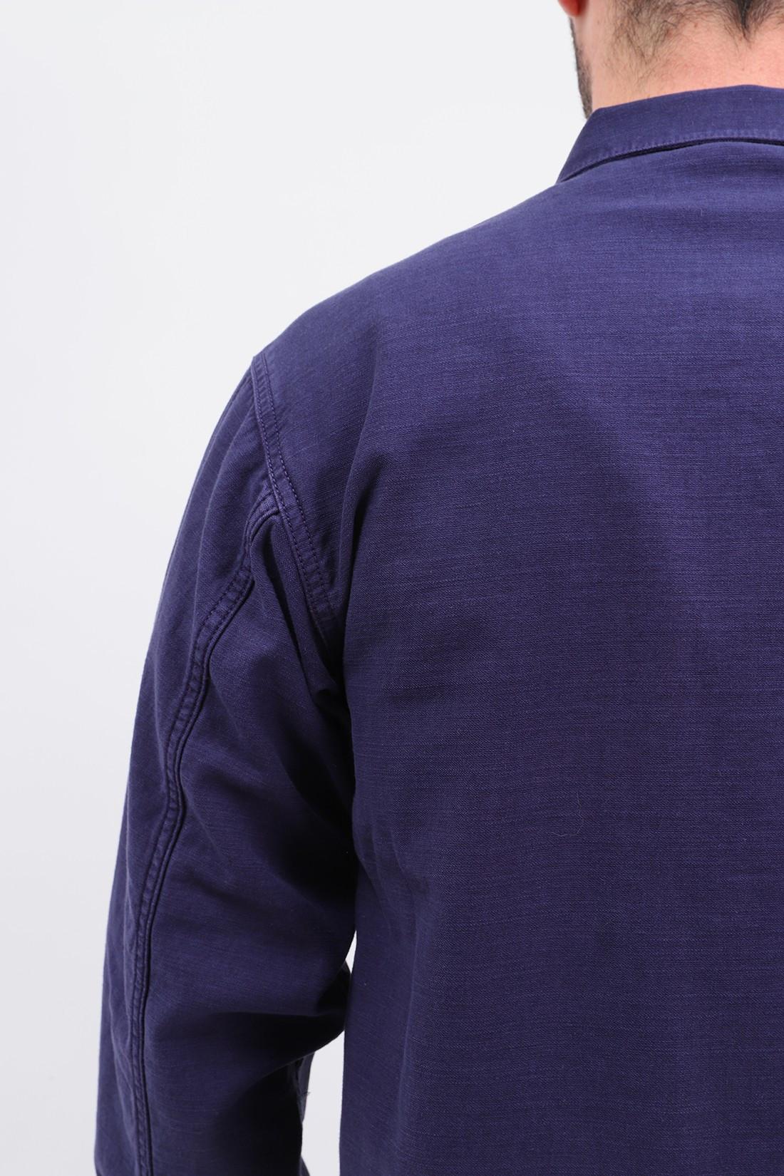 STAN RAY / Cpo shirt Navy sateen