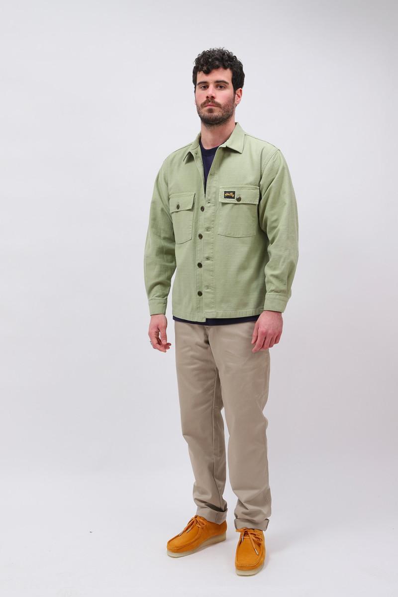 Cpo shirt Olive sateen