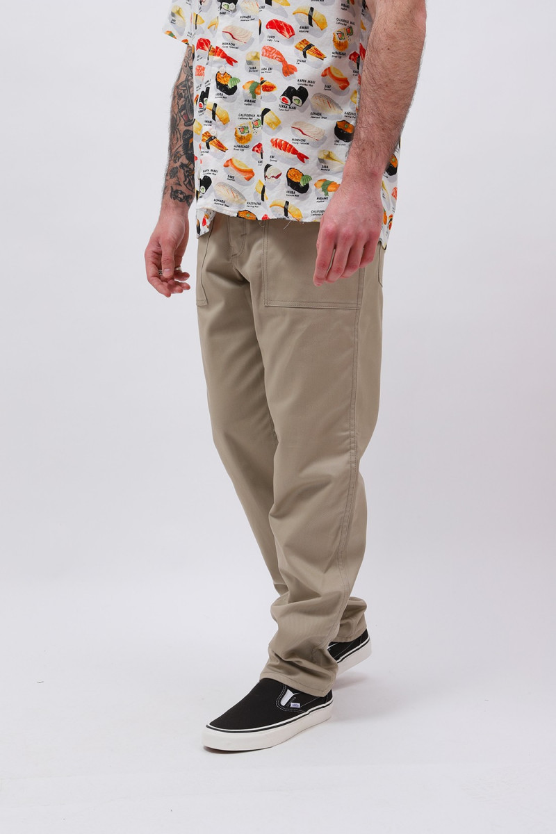 Taper fatigue pant Khaki