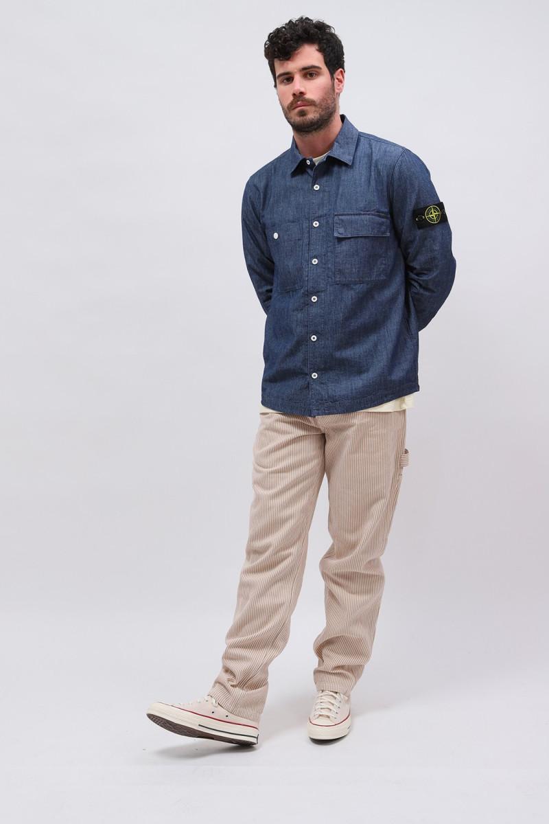 12207 chambray shirt Wash