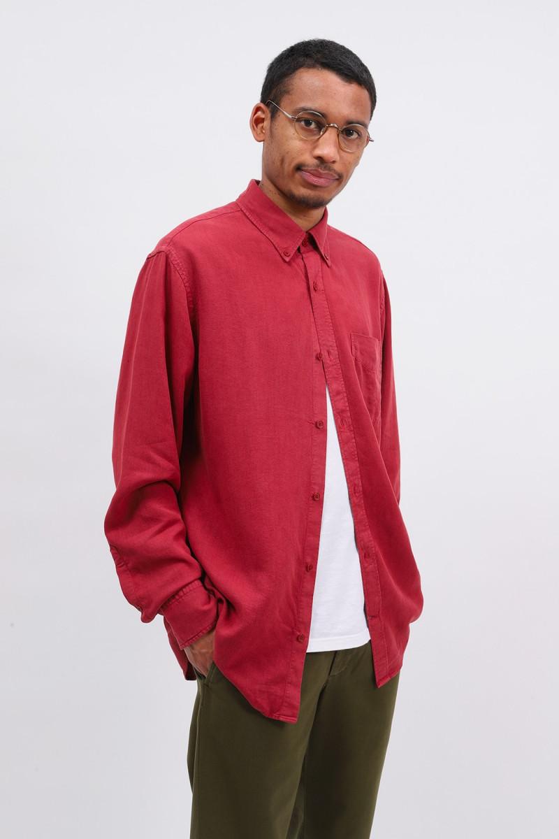 Levon shirt 5029 burned Red 542