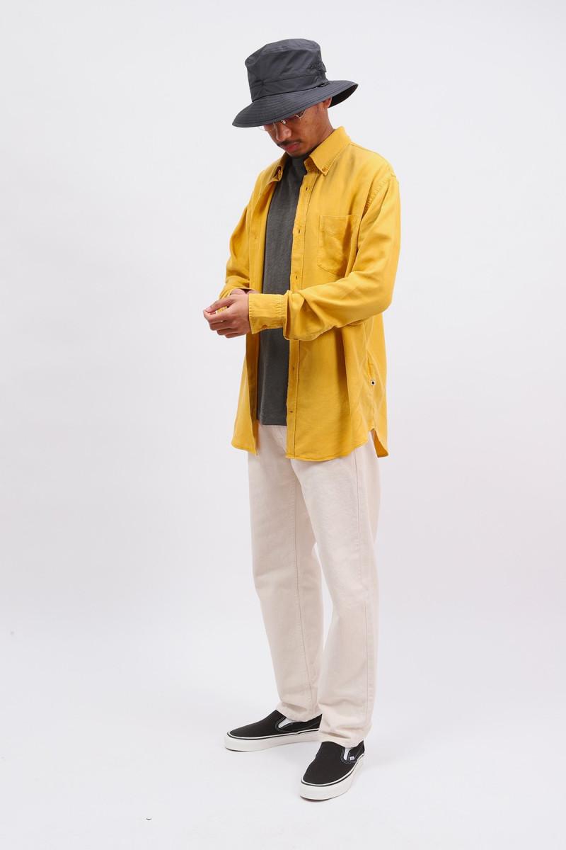 Levon shirt 5029 warm Yellow 408