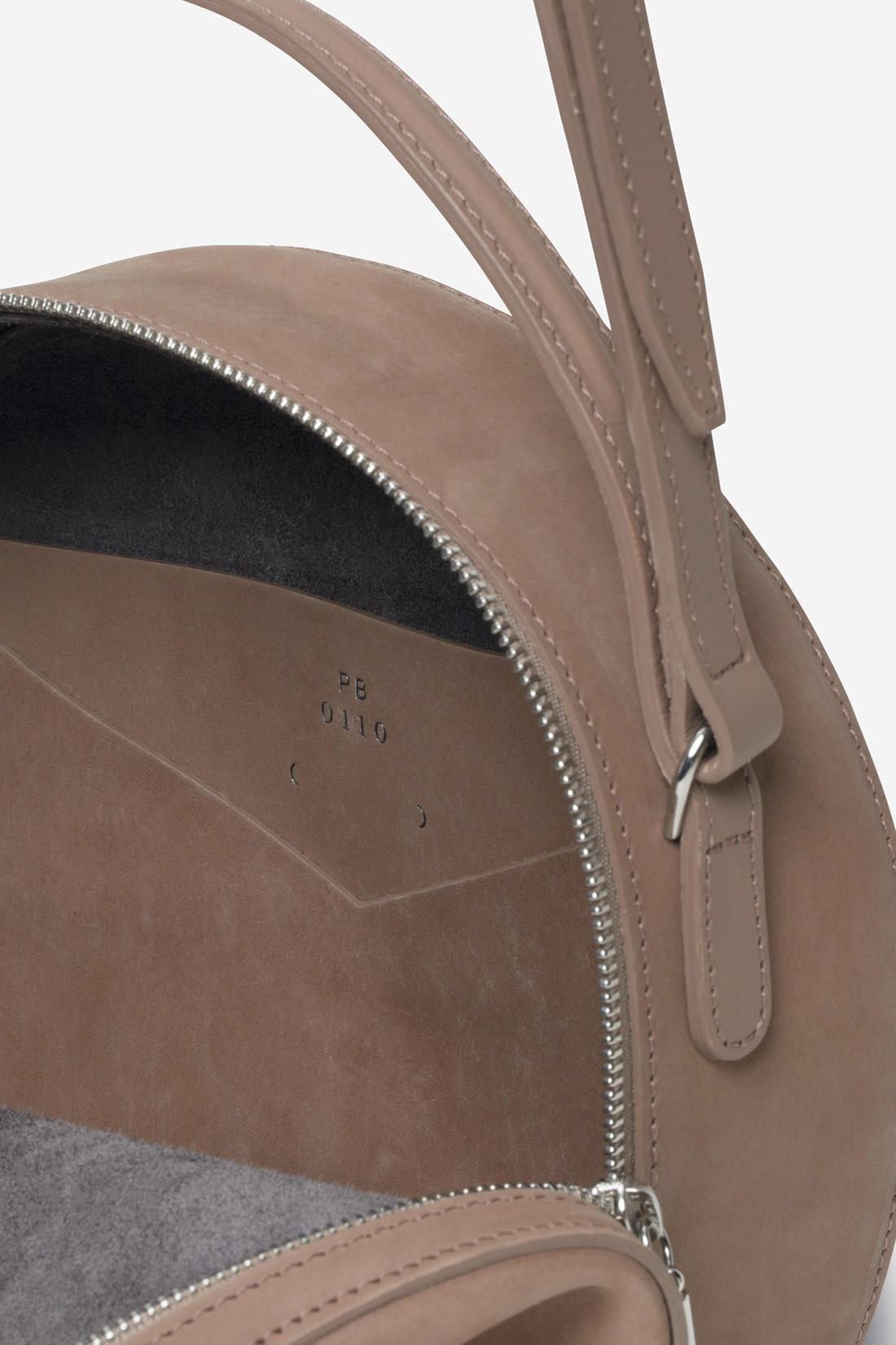 Ab 38 handbag Smoke velvet