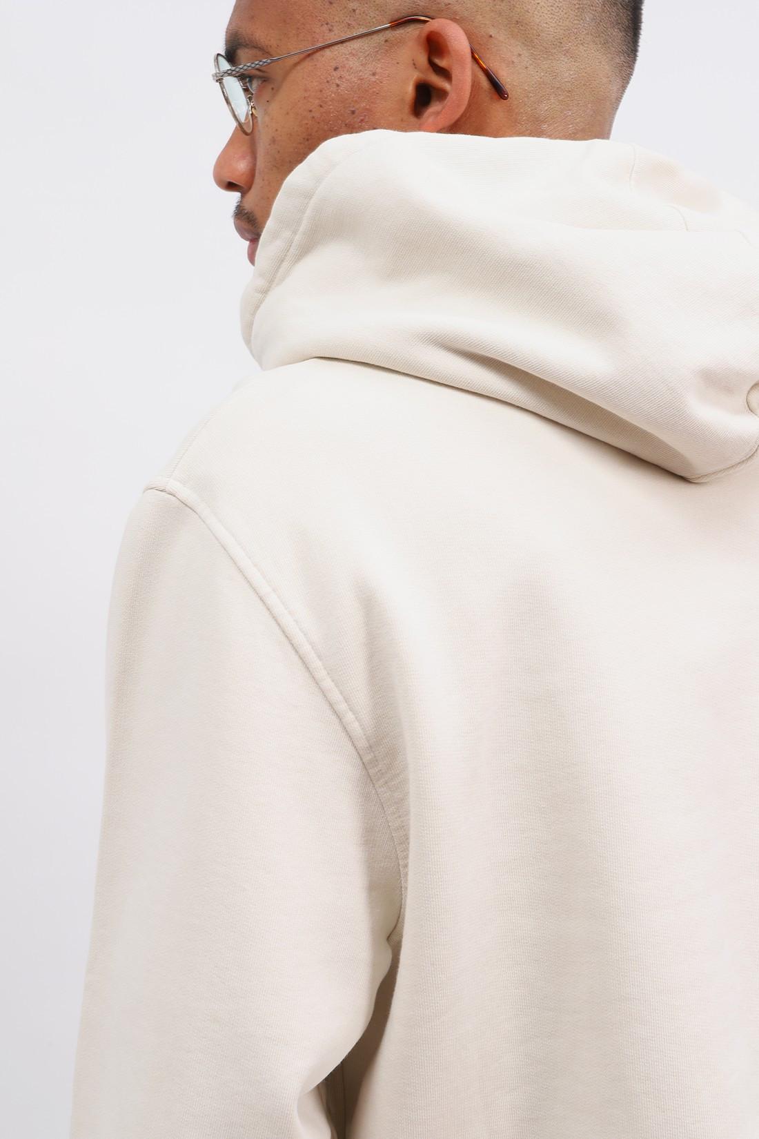 COLORFUL STANDARD / Classic organic hood ivory White
