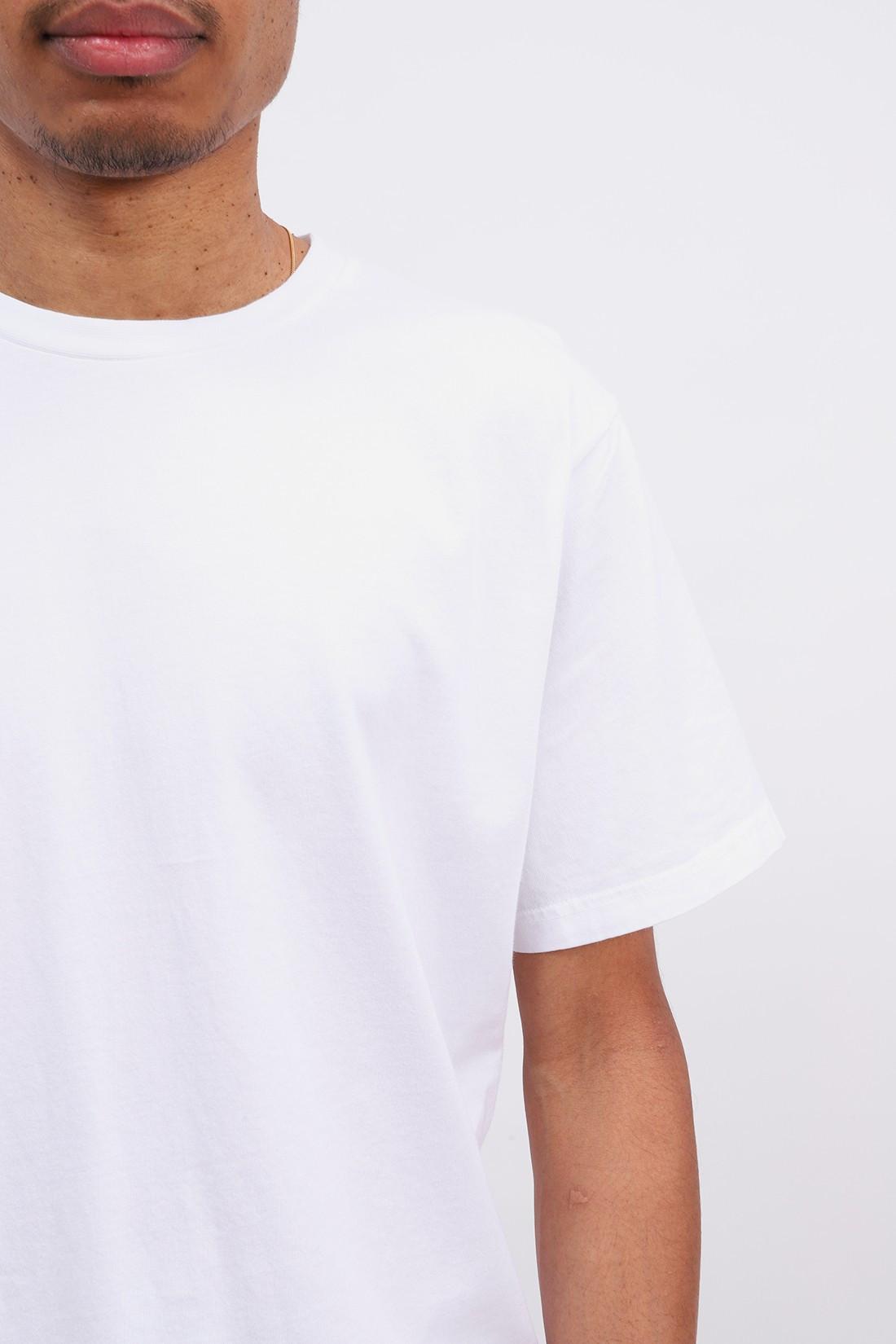 COLORFUL STANDARD / Classic organic tee optical White