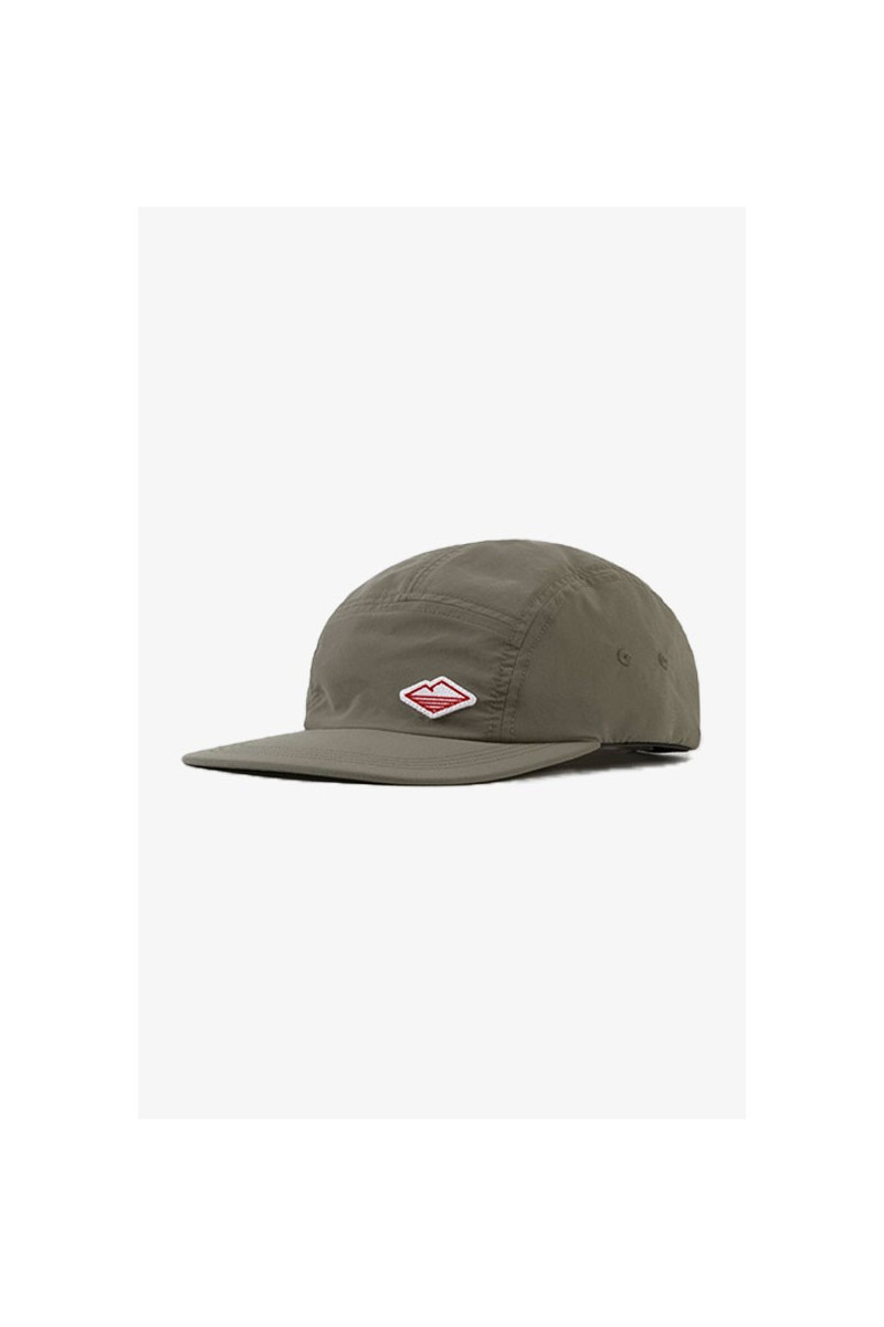 Nylon travel cap Olive