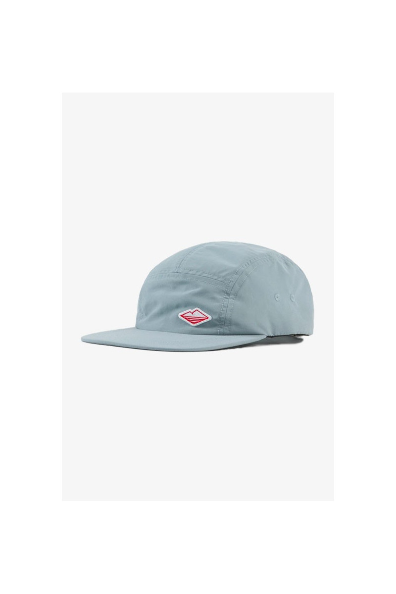 Nylon travel cap Powder blue