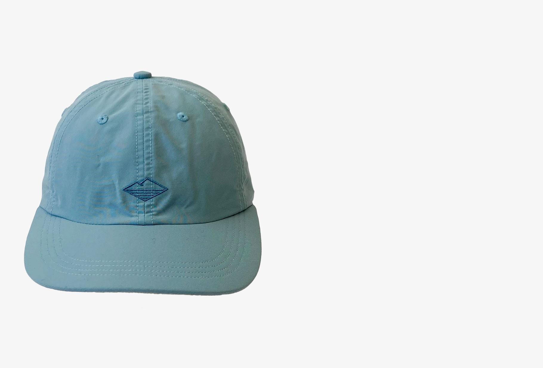 BATTENWEAR / Nylon field cap Powder blue