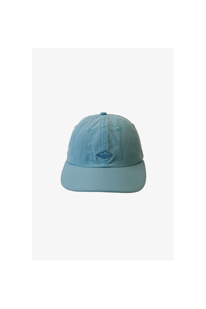 Nylon field cap Powder blue