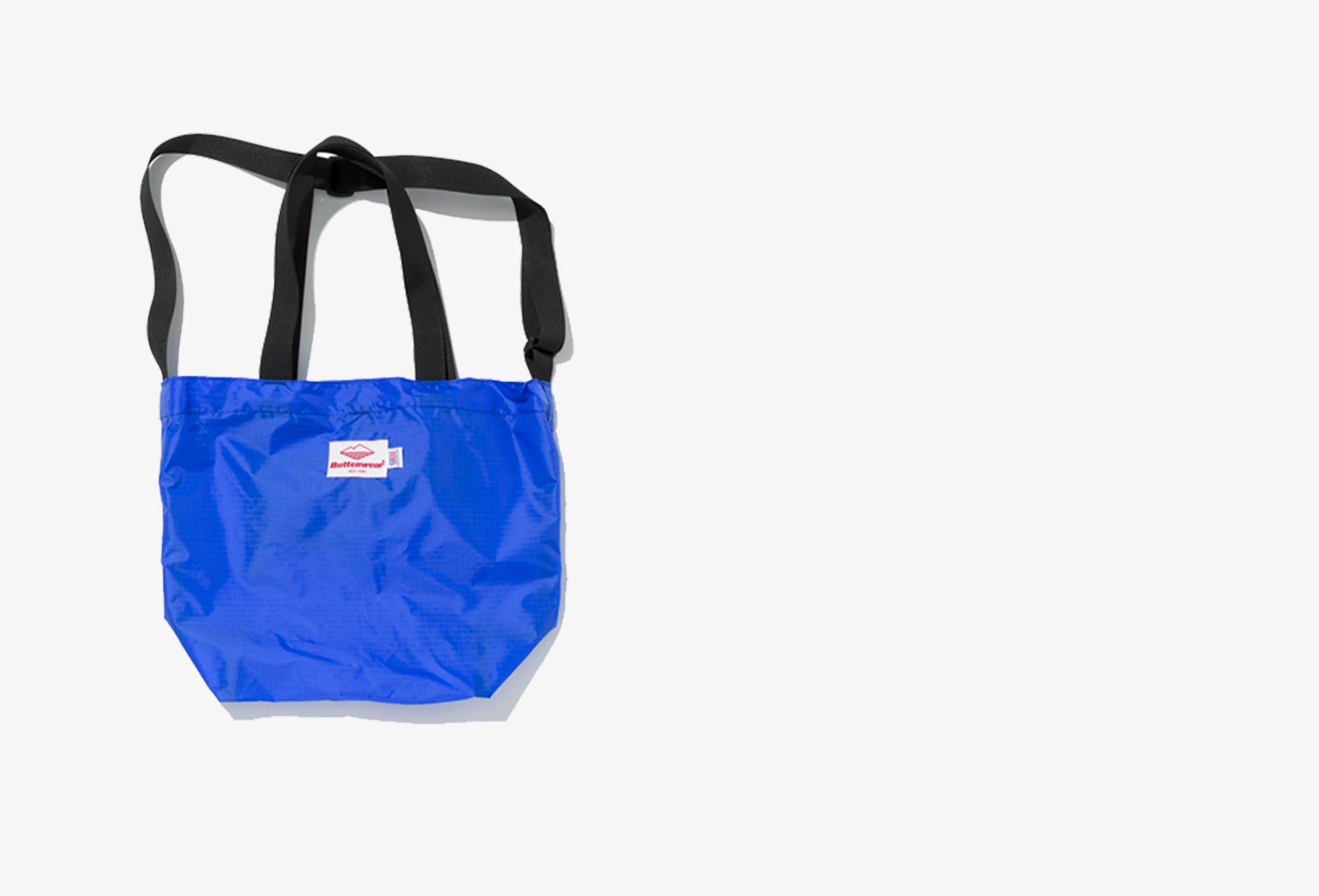 BATTENWEAR / Packable tote nylon Royal