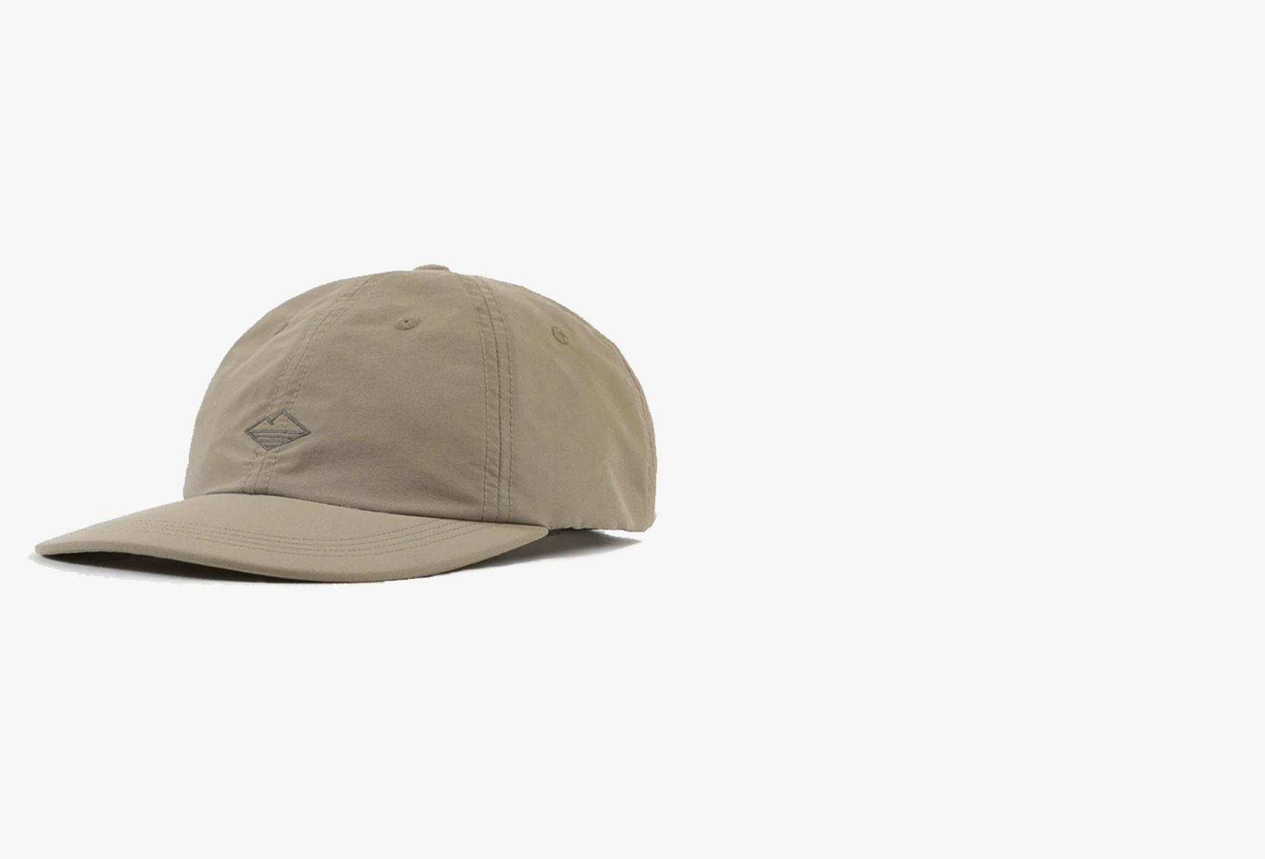 BATTENWEAR / Nylon field cap Tan