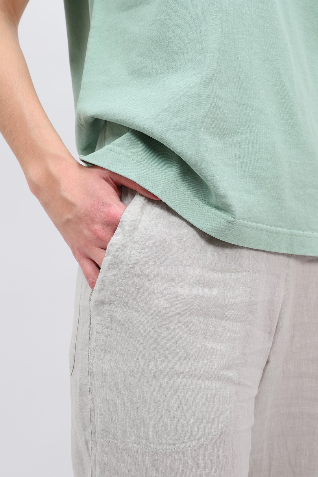 BARENA FOR WOMAN / Trousers joie Ghiaccio