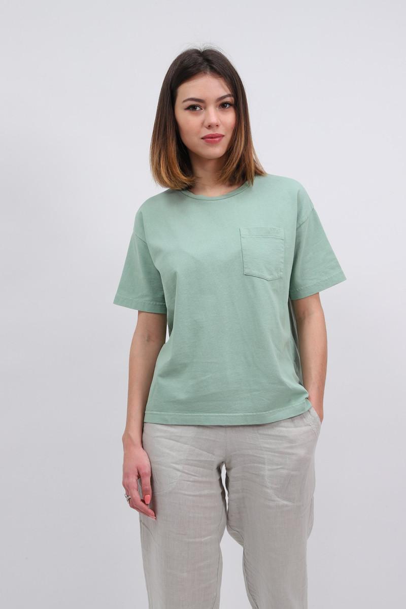 T-shirt hope Vert pale