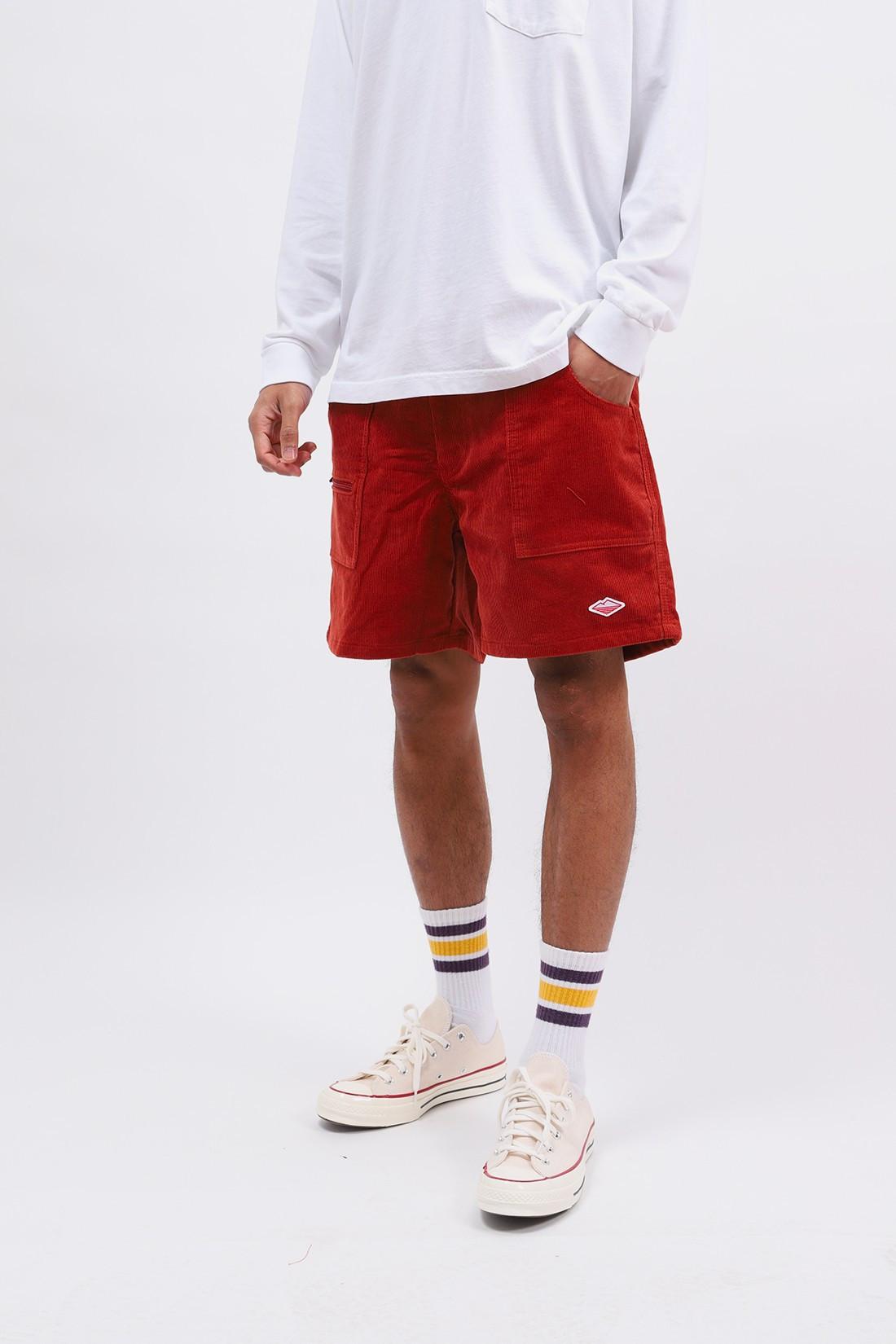 BATTENWEAR / Local shorts Rust