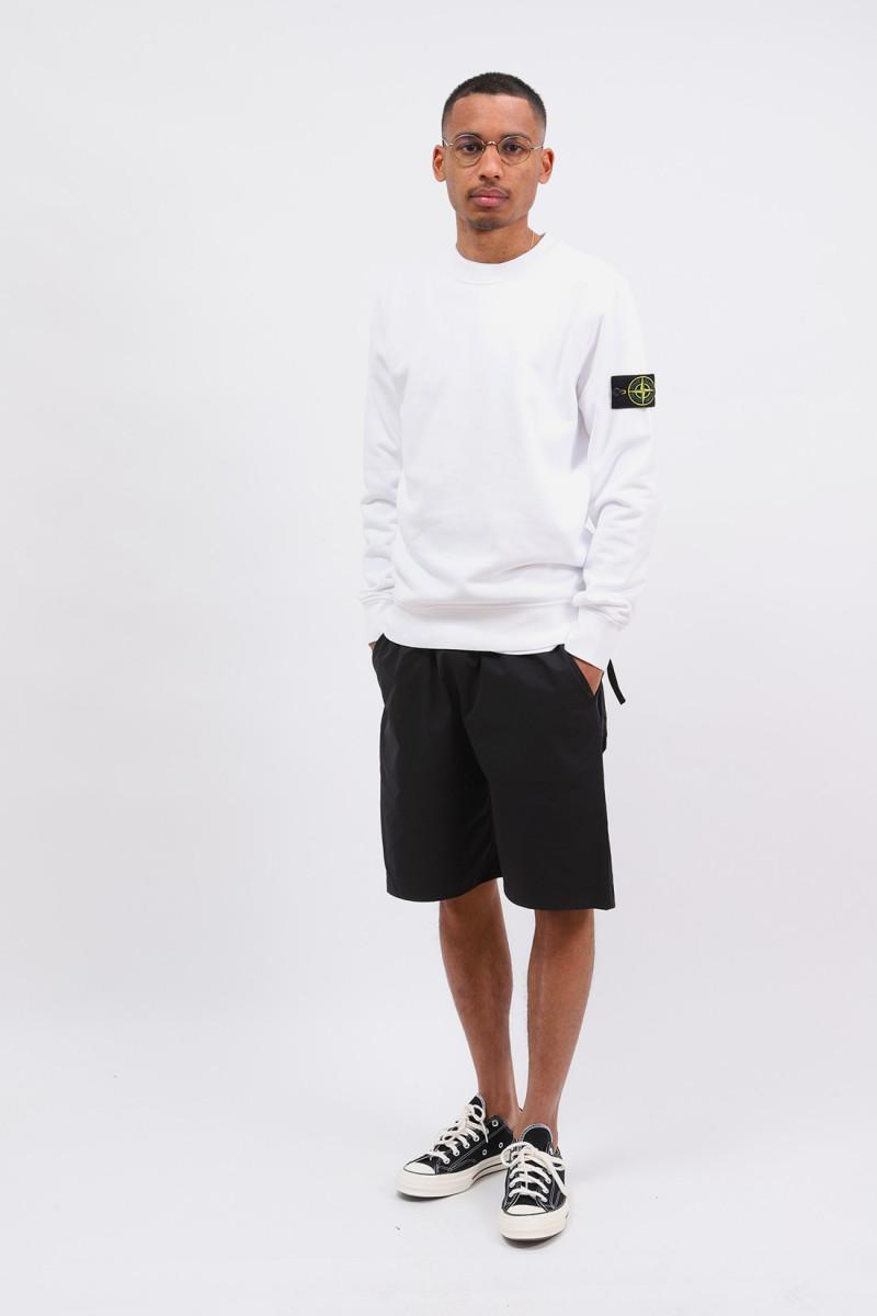 63051 crewneck sweater v0001 Bianco